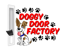 Vinyl Dog Doors – Doggy Door Factory