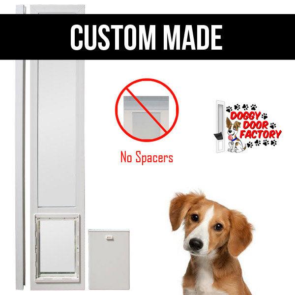 Affordable Single Pane Door Vinyl Dog Doors Doggy Door Factory