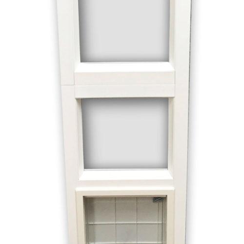 The Modular Dog Door  sc 1 st  Doggy Door Factory & Dual Pane Vinyl Dog Door u2013 Vinyl Dog Doors u2013 Doggy Door Factory